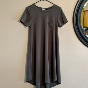 Olive Green Carly Dress
